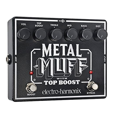 Top Boost Guitar Effects Pedal