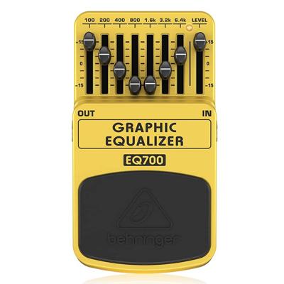 Behringer bass eq pedal
