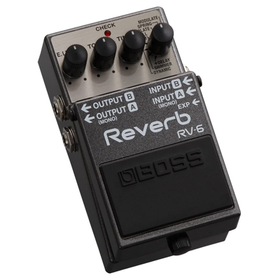 BOSS Reverb Guitar Pedal