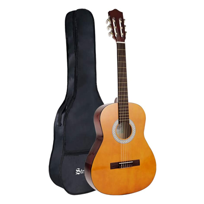 Strong Wind Classical Acoustic Guitar