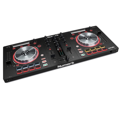 All In One 2 Deck DJ Controller